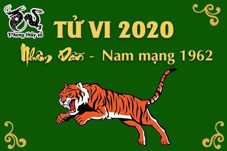 TỬ VI 2020 NHÂM DẦN NAM MẠNG