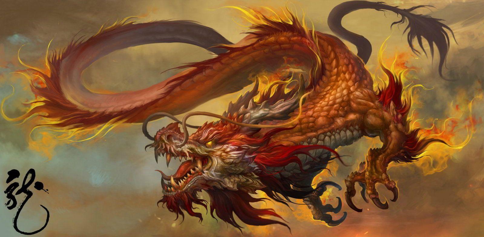 Ảnh Rồng Đẹp Nhất Thế Giới ❤️ 1001 Hình Ảnh Con Rồng 3D