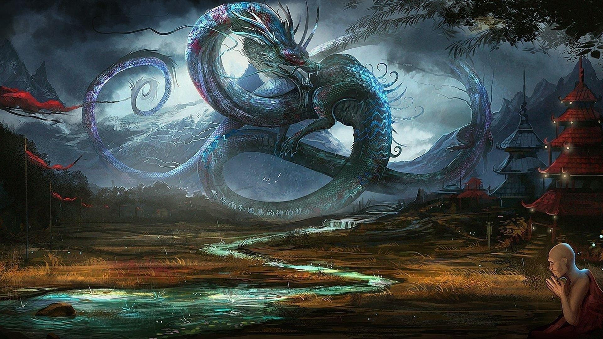 Rồng phương đông VS rồng phương tây. Đâu mới là con rồng bá đạo nhất trong  huyền thoại. - BlogAnChoi